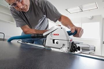 Bosch Professional GKT 55 GCE Handkreissäge FSN 1600 - 2