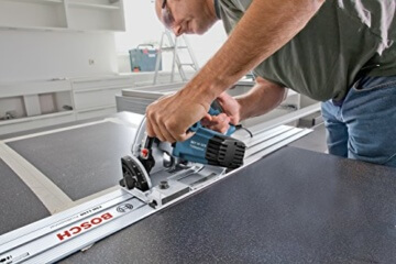 Bosch Professional GKT 55 GCE Handkreissäge FSN 1600 - 4