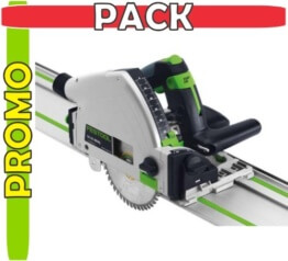 Festool Tauchsäge TS 55 REBQ-Plus-FS - 1